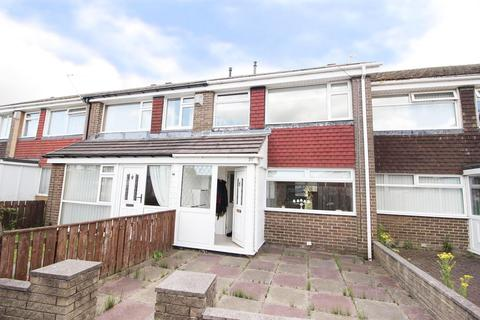3 bedroom terraced house for sale - Goodwood, Newcastle Upon Tyne