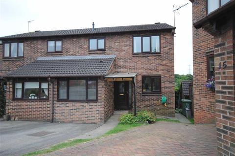 3 bedroom semi-detached house for sale - Woodlands Croft, Kippax, Leeds, LS25