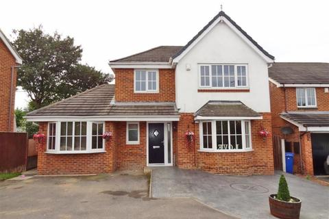 4 bedroom detached house for sale - Parkland View, Lundwood, Barnsley, S71
