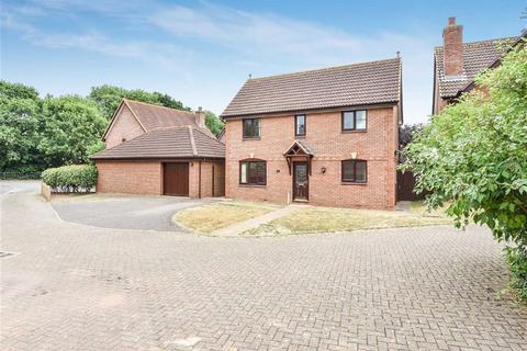 4 bedroom detached house for sale - Monkerton Drive, Pinhoe, Exeter, Devon, EX1