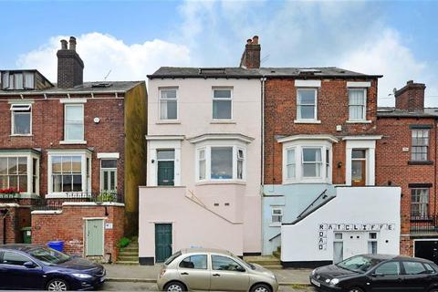 3 bedroom end of terrace house for sale - 15, Ratcliffe Road, Hunters Bar, Sheffield, S11