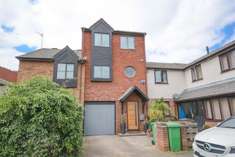 3 bedroom townhouse for sale - Quayside Close, Turneys Quay, Nottingham