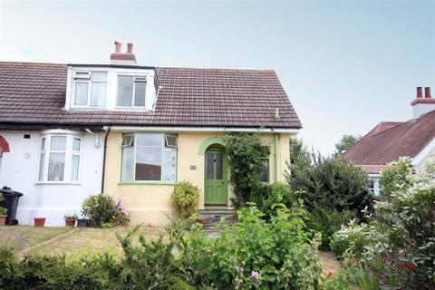 3 bedroom semi-detached bungalow to rent - Warmdene Road, Brighton