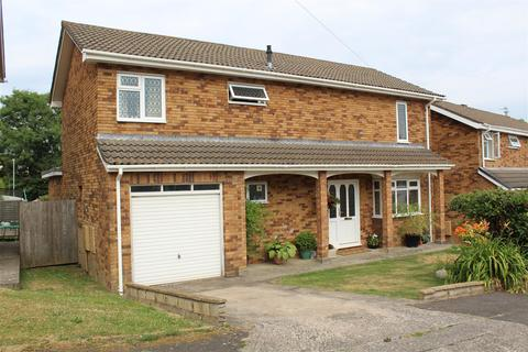 4 bedroom detached house for sale - Crestacre Close, Newton, Swansea