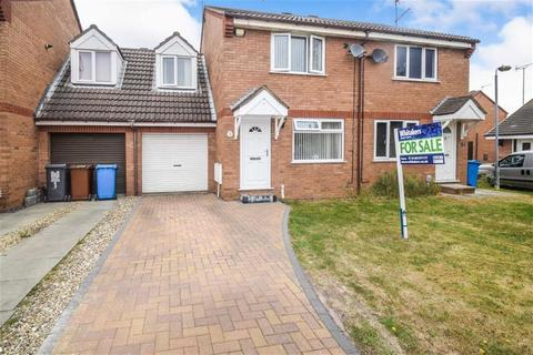 3 bedroom semi-detached house for sale - Peckforten Close, Castle Grange, Hull, East Yorkshire, HU7