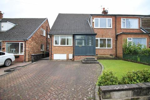 4 bedroom semi-detached house for sale - Cromwell Avenue, Marple, Stockport, SK6