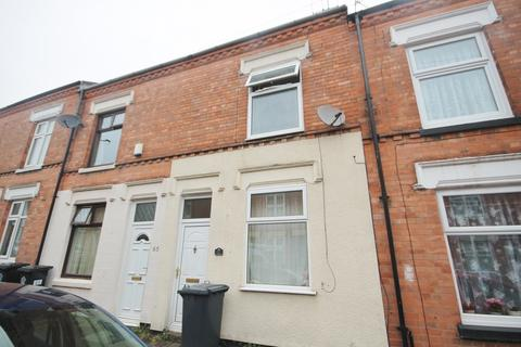 3 bedroom terraced house to rent - Tewkesbury Street, West End, Leicester, LE3