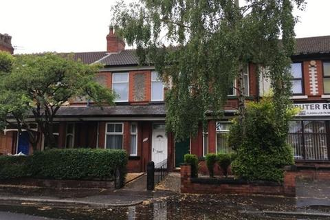 3 bedroom terraced house to rent - Oswald Road, Chorlton, Manchester, M21 9QD