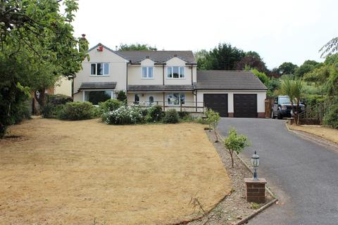 4 bedroom detached house for sale - Sandford Close, Barnstaple