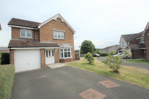 4 bedroom detached house for sale - Chuckethall Place, Livingston