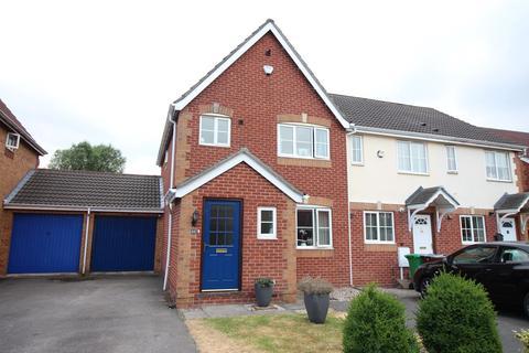 3 bedroom townhouse for sale - Bullfinch Road, Nottingham, NG6