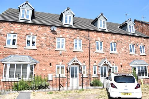3 bedroom terraced house for sale - Dunsil Row, Clipstone