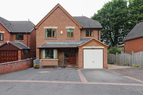 4 bedroom detached house for sale - Moor Valley Close, Mosborough