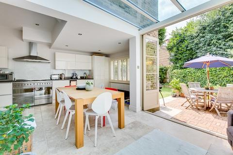 5 bedroom end of terrace house for sale - Gainsborough Road, Chiswick