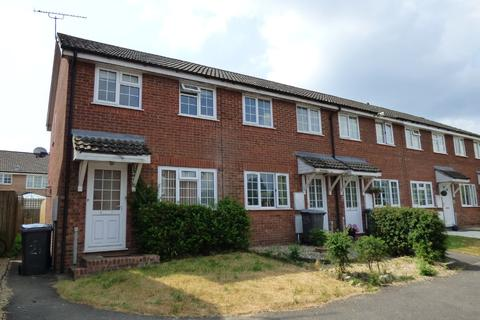 2 bedroom end of terrace house for sale - Woodman Mead, Warminster
