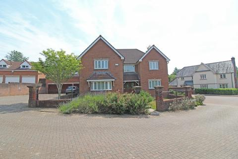 5 bedroom detached house for sale - Clos St. Catwg, St. Fagans