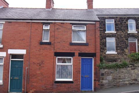 2 bedroom end of terrace house for sale - Hill Street, Rhos, Wrexham