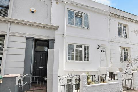 3 bedroom terraced house for sale - Hanover Terrace, Brighton BN2 9SN