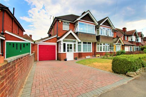 3 bedroom semi-detached house for sale - Luccombe Place, Upper Shirley, Southampton