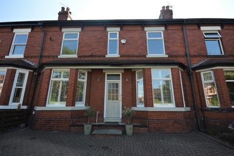 4 bedroom terraced house for sale - Moorside Road, Heaton Moor