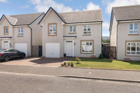 4 bedroom detached house for sale - 61 Lang Drive, Inch Cross Grange, Bathgate, EH48 2LZ