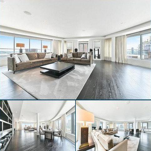 3 bedroom flat to rent - New Providence Wharf, Fairmont Avenue, Nr Canary Wharf, London, E14