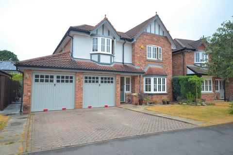 4 bedroom detached house to rent - Oakleigh Road, Cheadle Hulme, Cheadle