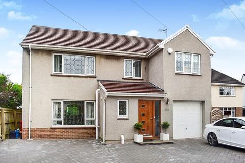 5 bedroom detached house for sale - Ryelands Island Farm Road, Bridgend. CF31 3LG