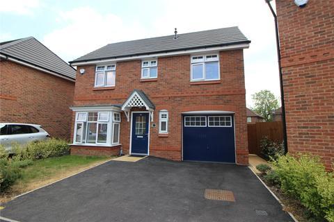 3 bedroom detached house for sale - Tamarind Drive, Liverpool, Merseyside, L11