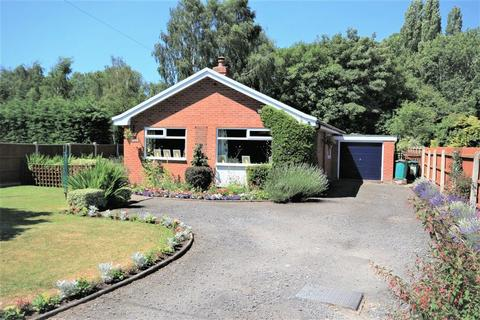 3 bedroom bungalow for sale - Grange Road, Bronington