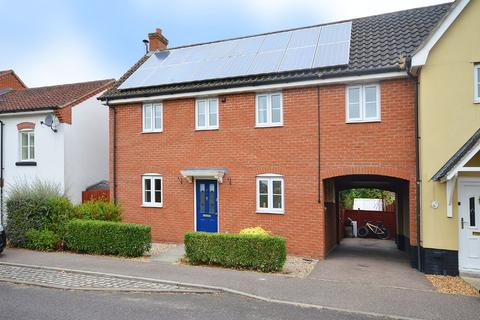 3 bedroom semi-detached house to rent - Churchfields Road, Long Stratton