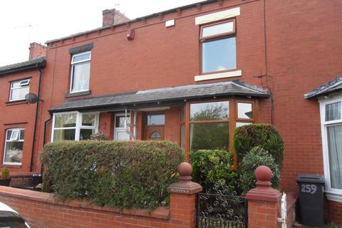 3 bedroom terraced house to rent - Burnley Lane, Chadderton