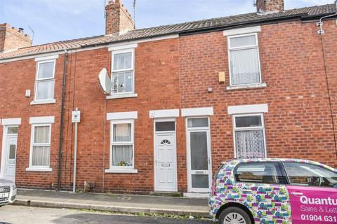 2 bedroom terraced house to rent - Amber Street, YO31