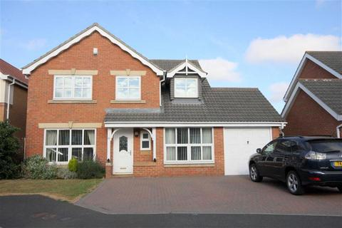 5 bedroom detached house for sale - St Cuthberts Way, Holystone, Tyne And Wear, NE27