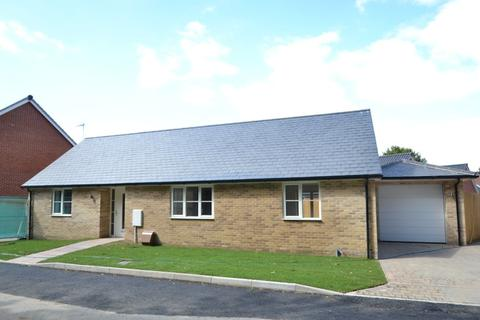 3 bedroom detached bungalow for sale - Boundary Oaks, Off London Road, Capel St. Mary, IP9 2JJ
