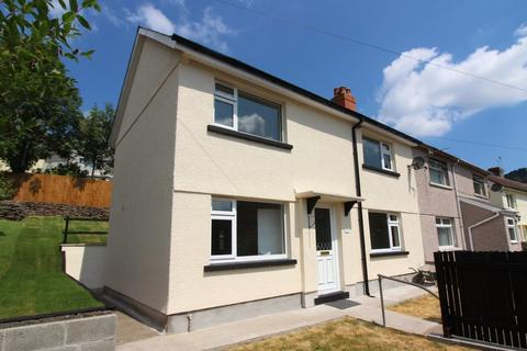 3 bedroom semi-detached house for sale - Bryn Road, Abercarn