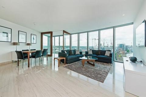 2 bedroom flat to rent - The Tower , St George Wharf, St George Wharf