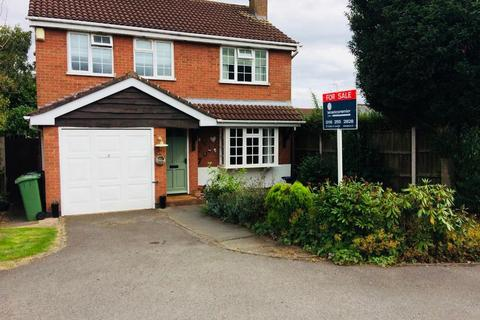 4 bedroom detached house for sale - Kingcup Close, Leicester Forest East, Leicester, Leicestershire, LE3 3JU