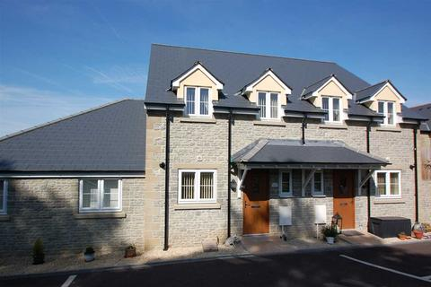 3 bedroom terraced house for sale - ST JOHNS MEWS, CINDERFORD