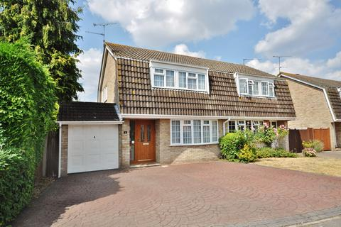 3 bedroom semi-detached house for sale - Richborough Close, Earley, Reading, RG6 5PW