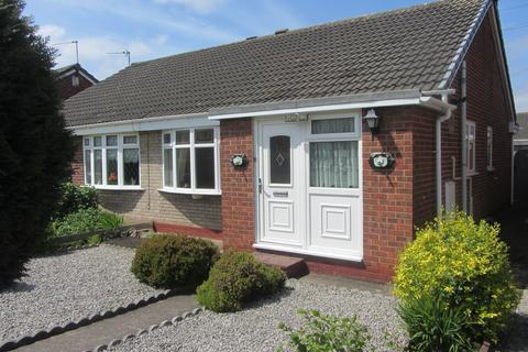 2 bedroom semi-detached bungalow for sale - Stonesdale, Sutton Park, Hull HU7