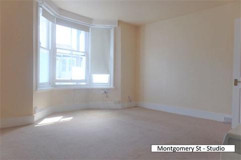 Studio to rent - Montgomery Street, Hove