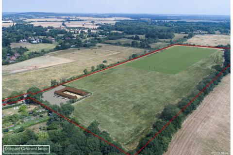 Equestrian facility for sale - DOWNFIELD STABLES, WALTHAM ST LAWRENCE, BERKSHIRE, RG10 0HU