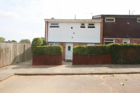 2 bedroom end of terrace house for sale - McVicker Close, Leicester, LE5