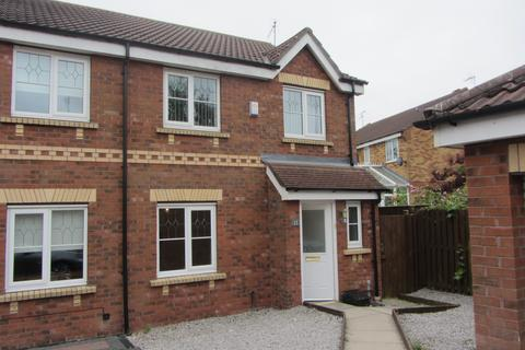 3 bedroom semi-detached house for sale - Callow Hill Drive, Castle Grange, Hull HU7