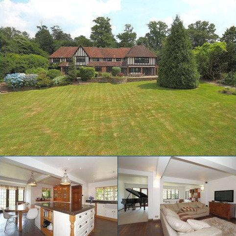 5 bedroom detached house for sale - Warren Lane, Cross in Hand, Heathfield, East Sussex, TN21