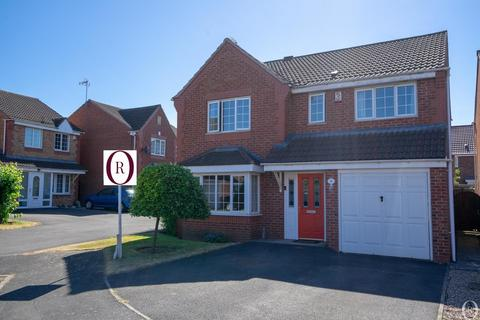 4 bedroom detached house for sale - Pochins Bridge Road, Wigston, Leicester
