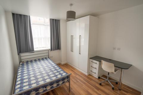 Studio to rent - Studio Apartment, Clyde Court, Leicester