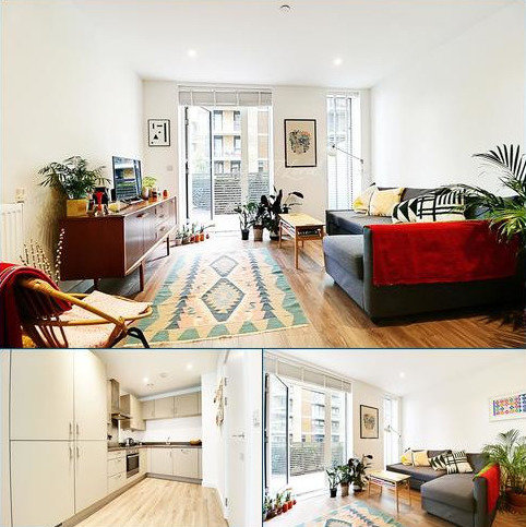 1 bedroom flat for sale - Drummond House, Victory Parade, Woolwich, SE18