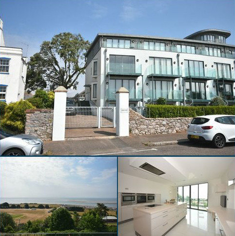 4 bedroom end of terrace house for sale - ROCKLANDS, TREFUSIS TERRACE, EXMOUTH, NR EXETER, DEVON